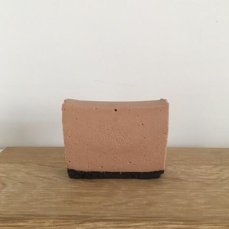 チョコレートレアチーズ