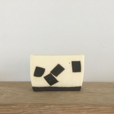 コーヒーゼリーのレアチーズ